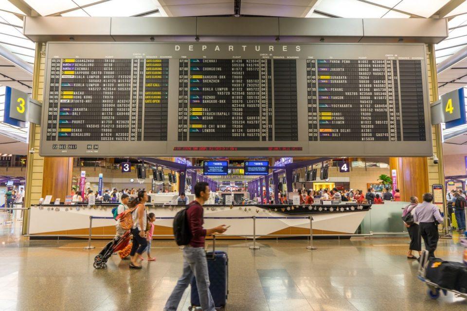 Singapore's Changi Airport shuts fourth terminal