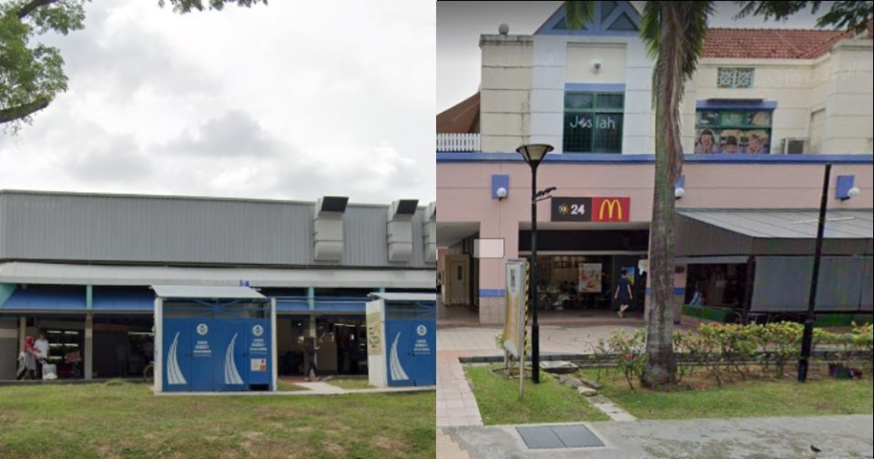 Marsiling Lane Market & Tampines Mart McDonald's among locations visited by infectious Covid-19 cases