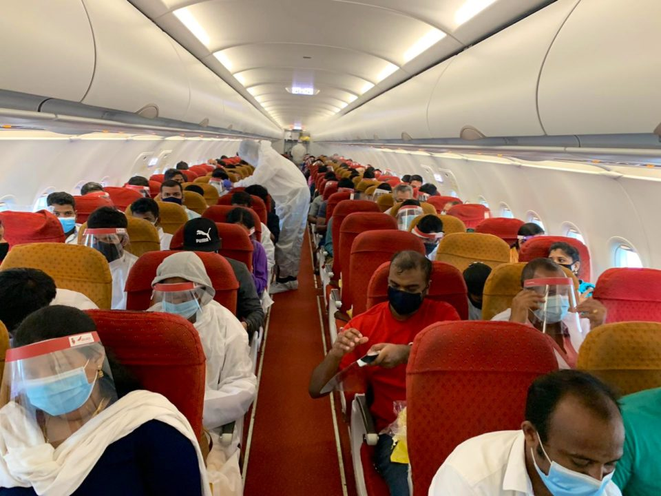 Vande Bharat Mission Phase 5 Schedule of flights from Singapore