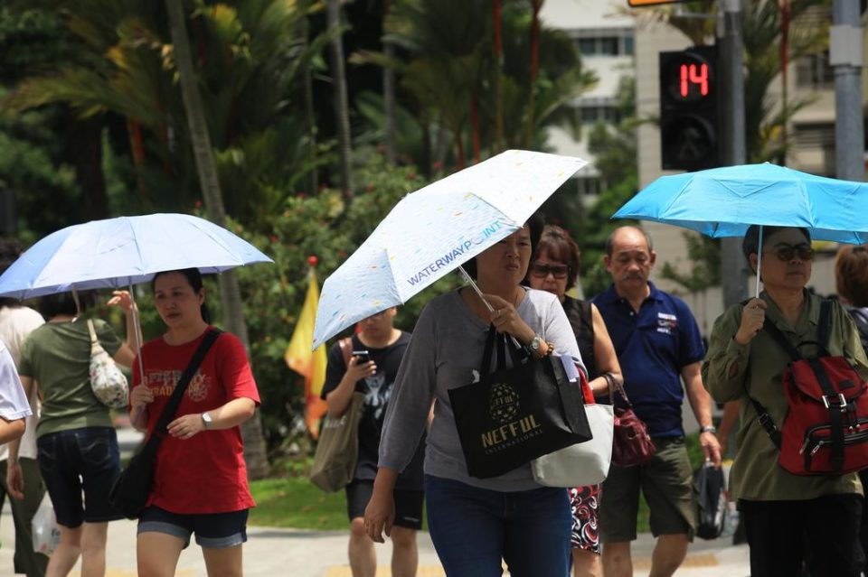 First 2 weeks of August expected to be warm