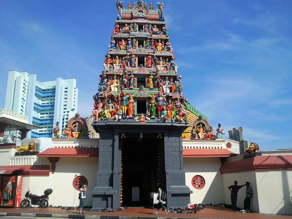 Chief priest of Sri Mariamman Temple arrested after gold ornaments found missing