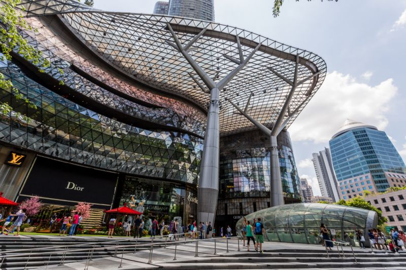 Jail for woman who sneezed on ION Orchard security guard